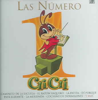 NUMERO 1 BY CRI-CRI (CD)