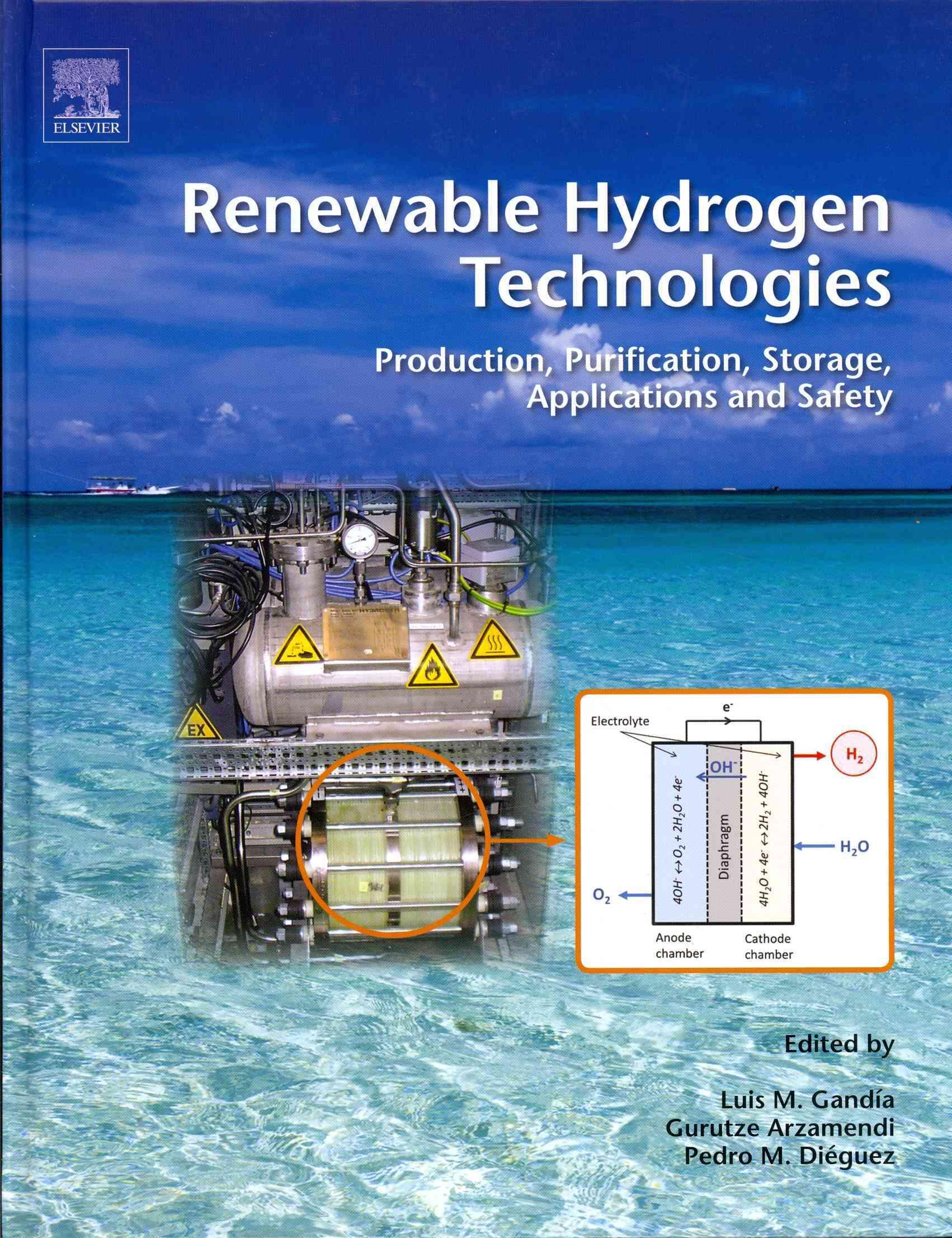 Renewable Hydrogen Technologies By Gandia, Luis M. (EDT)/ Arzamedi, Gurutze (EDT)/ Dieguez, Pedro M. (EDT)